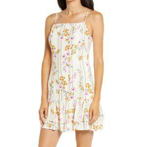 Lost + Wander Bloom Baby Mini Dress